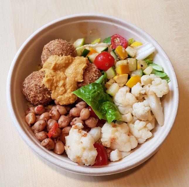 Regular Salad ($12)
