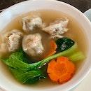 Dumpling Soup ($10.50++)