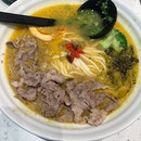 One Of The Best Chinese Ramen!