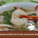 Pricey Fish Soup (min $10!) 💵