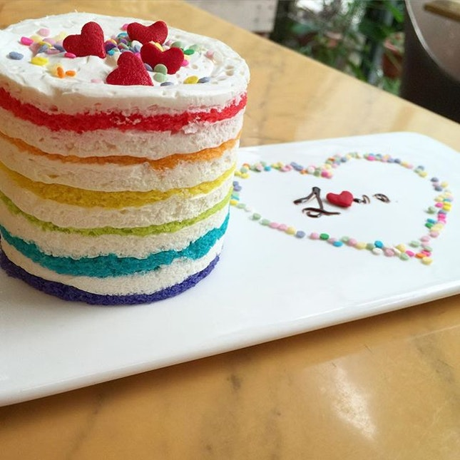 Rainbow ❤️💛💖💚💜💙