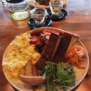 Elixir Boutique Roasters Breakfast!!