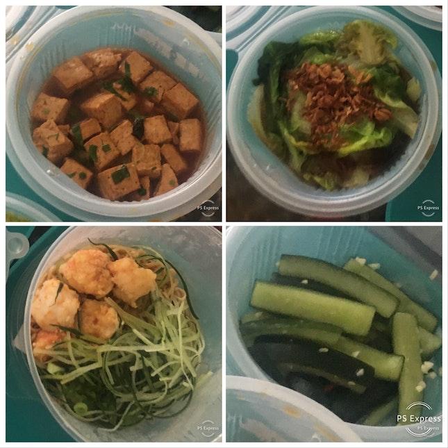 Comfort Food At Le Shrimp Ramen