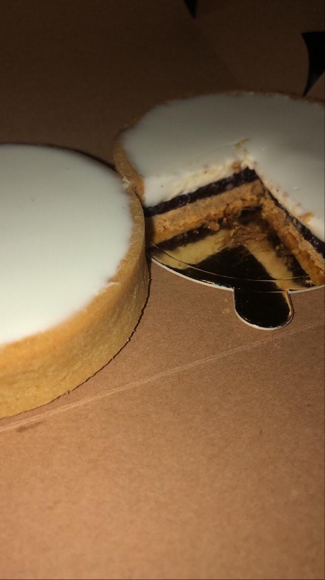 pulut hitam tarts