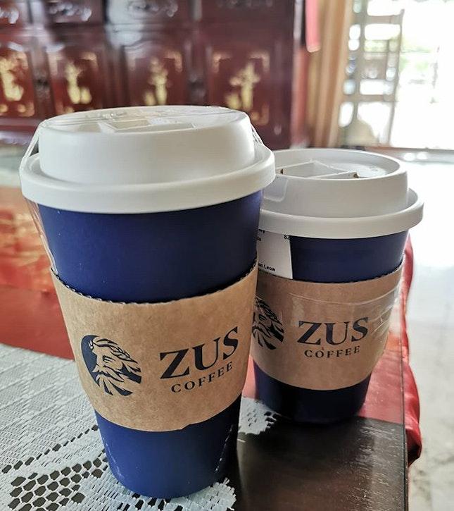 Cafe, Coffee & Kopi Breakfast Makan Place.