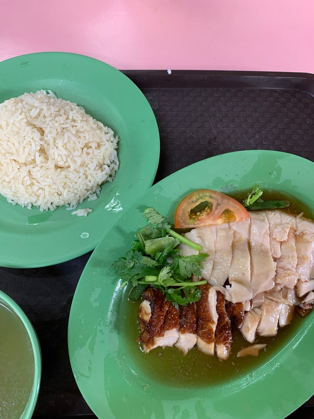 For you hainanese chicken lovers!