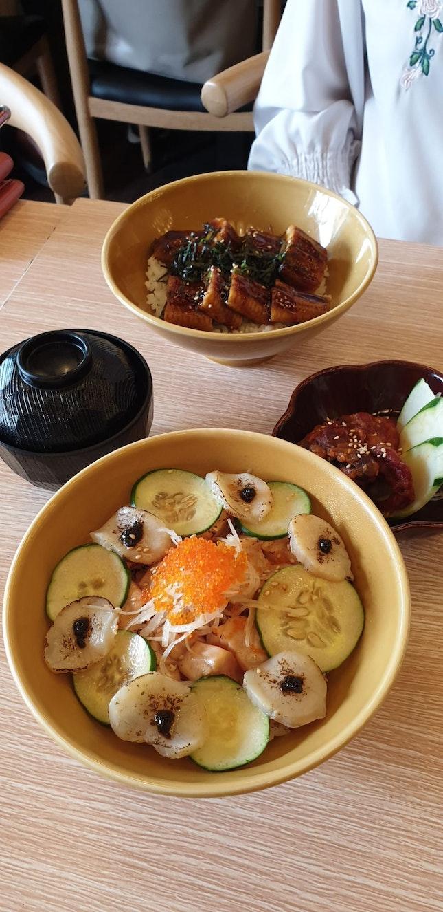 I Love JAPANESE food
