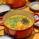 Shabu Pork Tomyum Rice