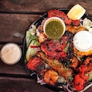 Tandoori platters from Bar Bar Black Sheep.