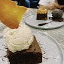 Deliciously Dark Brownie