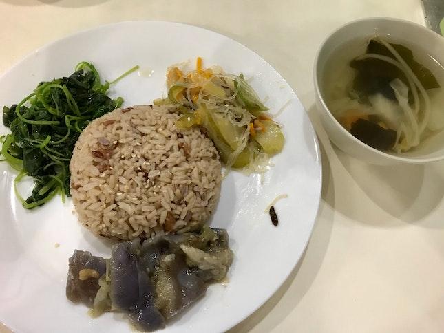 Brown Rice Set ($6)
