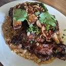 Bak Kut Teh Risotto - A Must Try!!