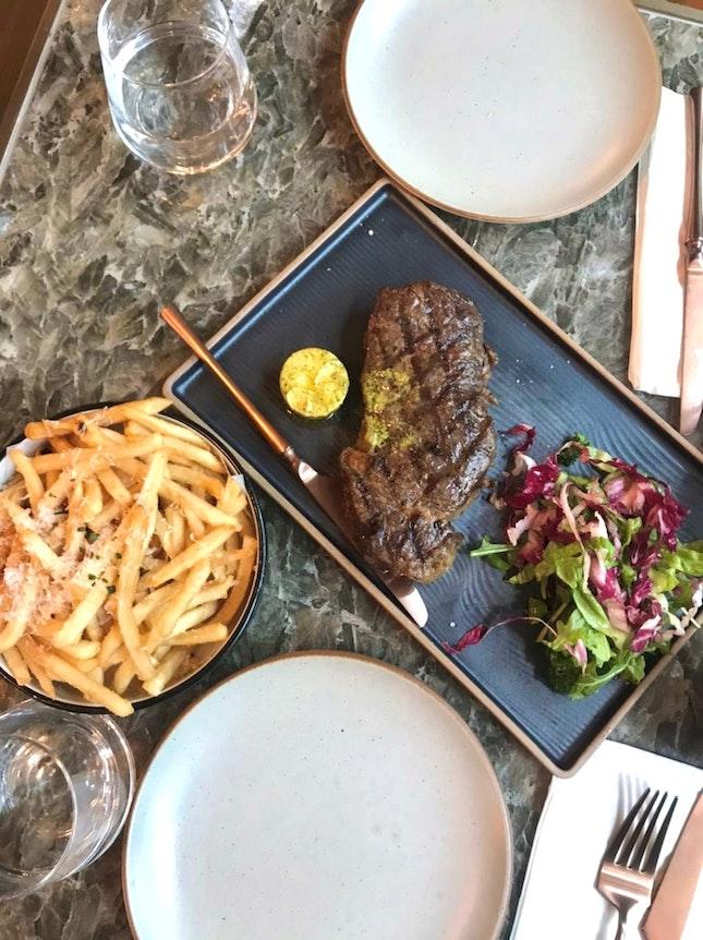Australian beef ribeye $30