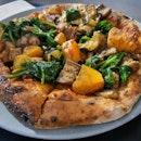 Vegan lovers Sourdough Pizza