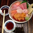 Tonkujyou Chirashi ($36)