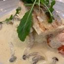Miso Cream Salmon