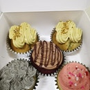 Assorted Cupcakes.