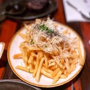 Black Truffle Fries