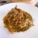 Zha Cai Rou Si Noodle