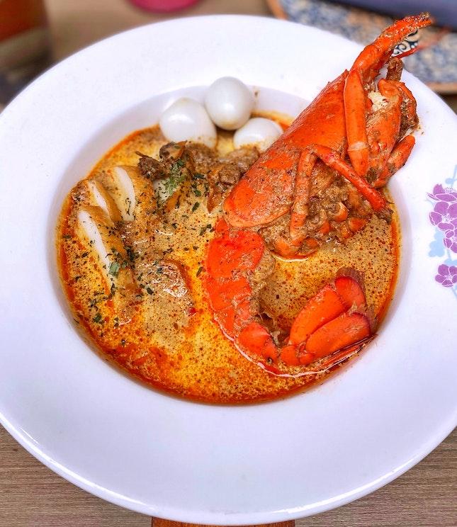 Lobster Laksa
