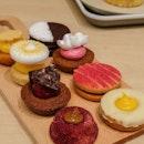 Amazing Danish Cookies In Orchard