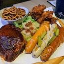 Oktoberfest Platter ($51)