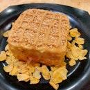 Peanut Toast ($6.80)
