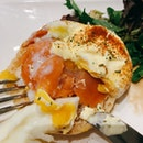 Egg Benedict Salmon ($20 1-for-1 Mains With Beyond)