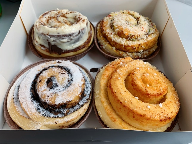 Rolls, 4 For $13