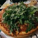 Truffle Mushroom Pizza ($17.90)