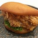 Chilli Crab Bao ($4.50)