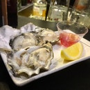 Freshly Shucked Oysters ($2++ Each)