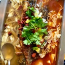 'Yuan Yang' Grilled Barramundi ($88++)