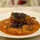 Chilli Crab Pasta ($24.90+)