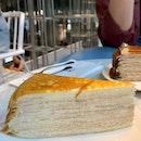Signature Mille Crepe Cake | $10