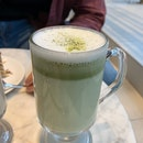 Matcha Latte (Hot) | $7