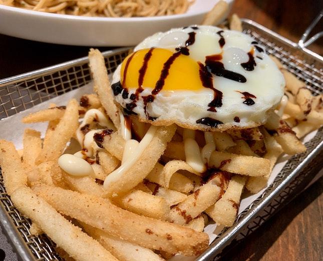 Indomie Loaded Fries | $5.90