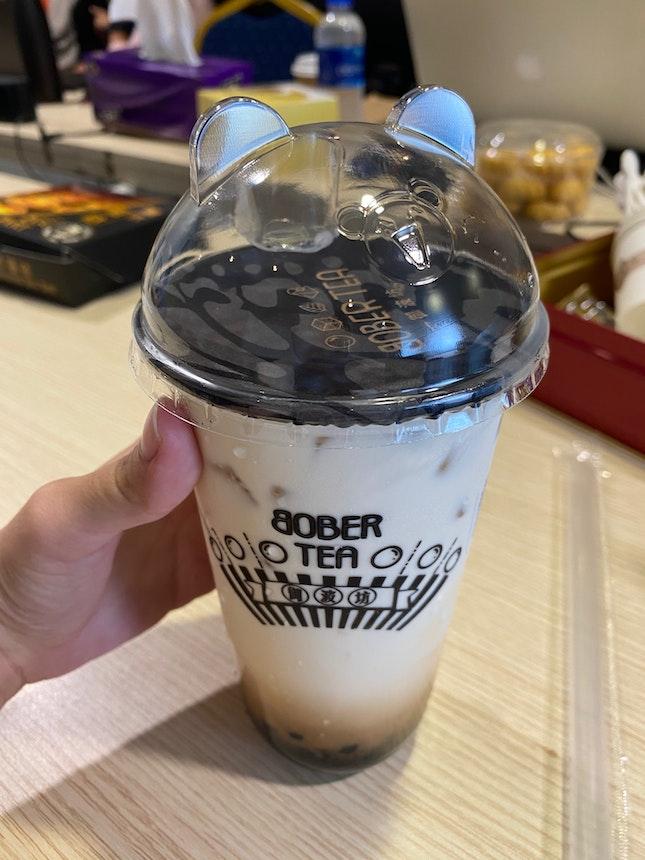Bober Brown Sugar Fresh Milk (no tea) 🥳