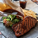 NZ Augus Striplion Steak