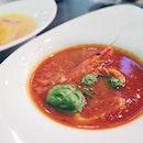 Zuppa di Pesce - tomato seafood soup