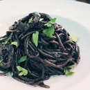 Nero -- squid ink pasta