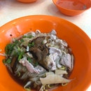 Minced Meat Noodle [$4]