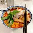 Chicken Curry Ramen