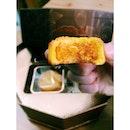 The best (mini) egg custard mooncake ever!