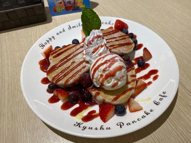 Berry-Licious Pancake