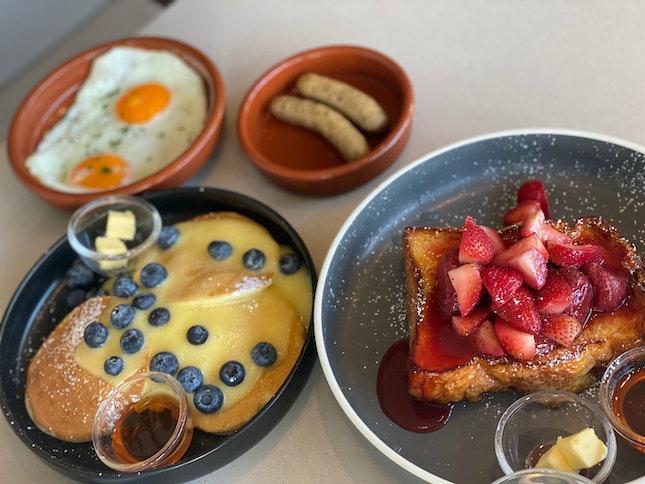 Breakfast For Sweet Lover