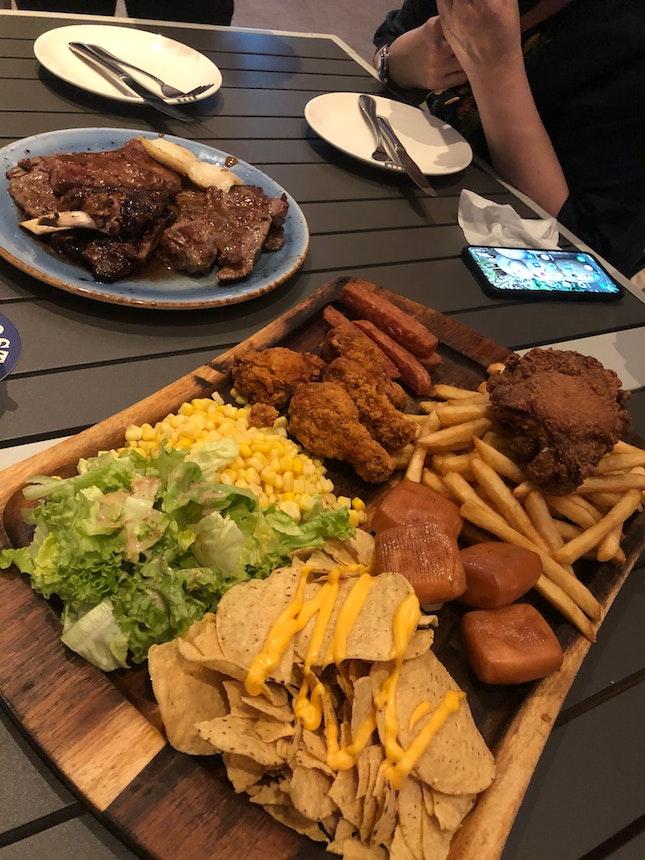 Steak Buffet