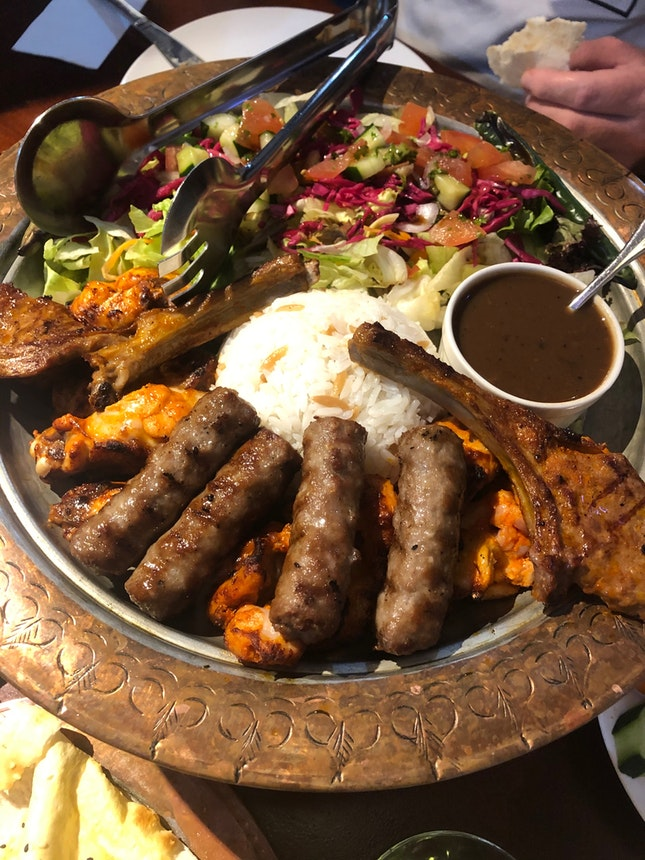 Turkish Food!