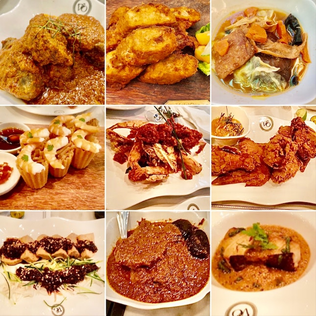 Peranakan Food With Classy Ambience!