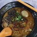 Buta Kin Tonkotsu Ramen & Japanese Curry Rice